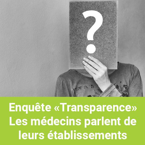 CP Spécialistes Enquête Transparence