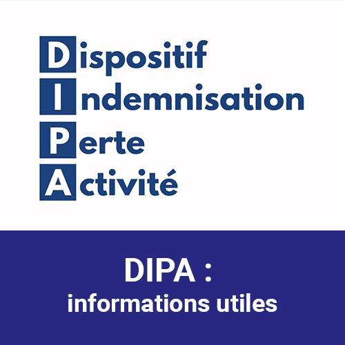 DIPA informations utiles